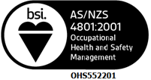 COBEY AS/NZS 4801:2001 OHS Management